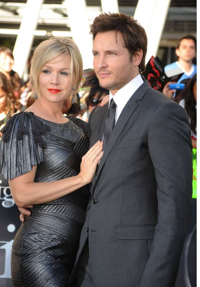 Who:Jennie Garth and Peter Facinelli