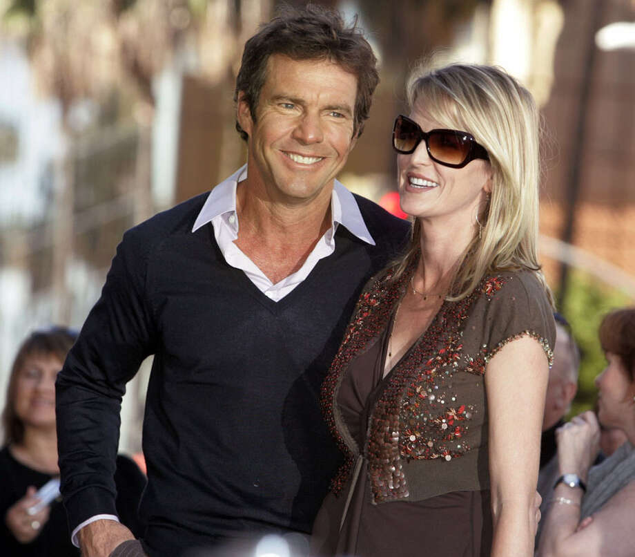 Who: Dennis Quaid and Kimberly Buffington-Quaid