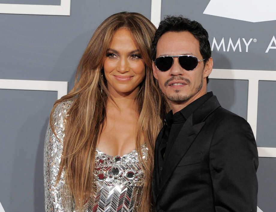 Who: Marc Anthony and Jennifer Lopez