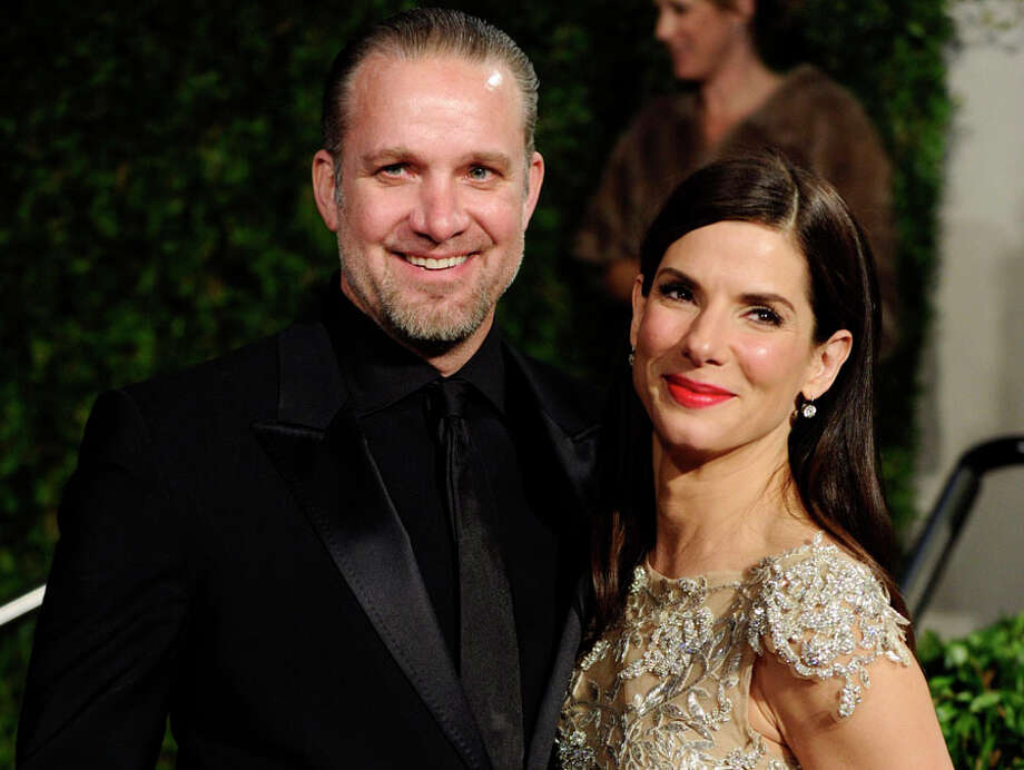 Who:Sandra Bullock and Jesse James
