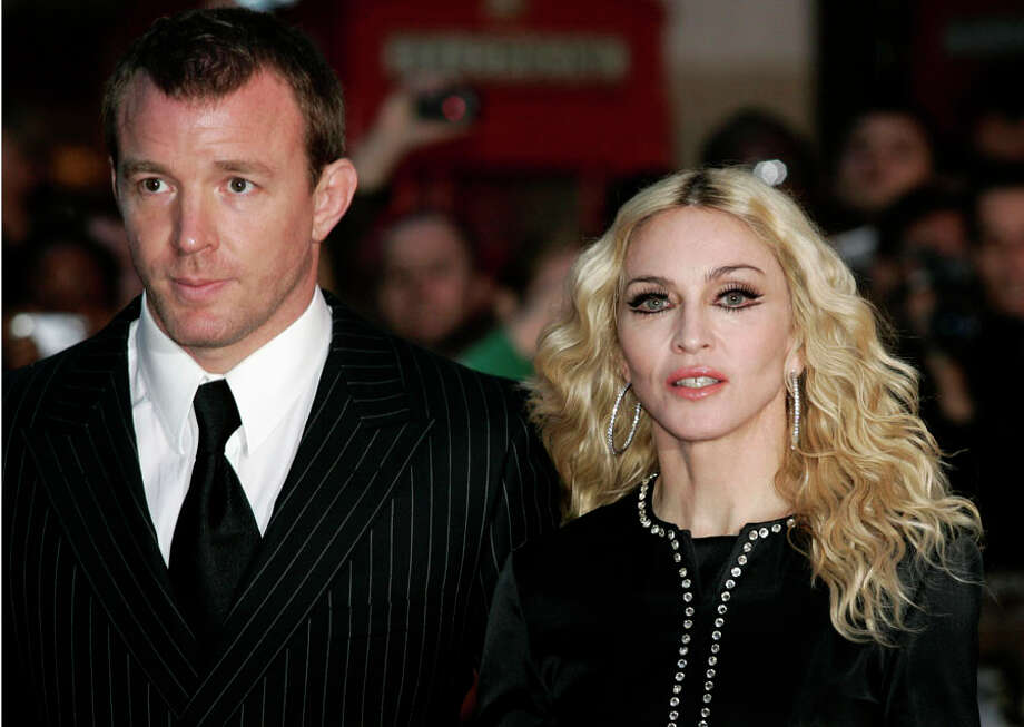 Who: Madonna and Guy Ritchie