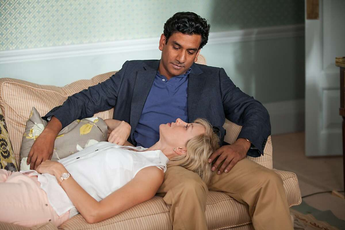 """Naomi Watts stars as """"Diana, Princess of Wales"""" and Naveen Andrews stars as ?'Dr. Hasnat Khan?"""" in the upcoming release of Entertainment One's DIANA."""