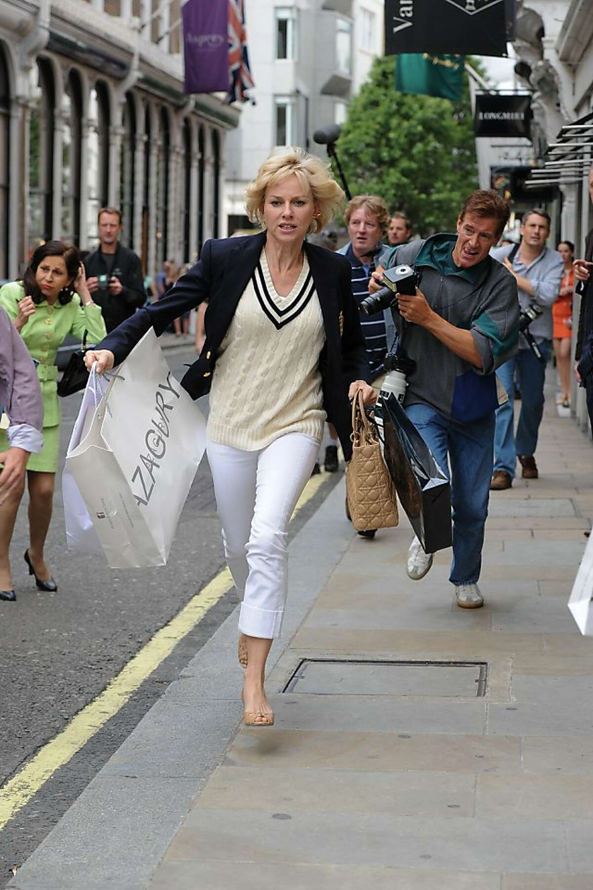 """Naomi Watts stars as """"Diana, Princess of Wales"""" in the upcoming release of Entertainment One's DIANA."""