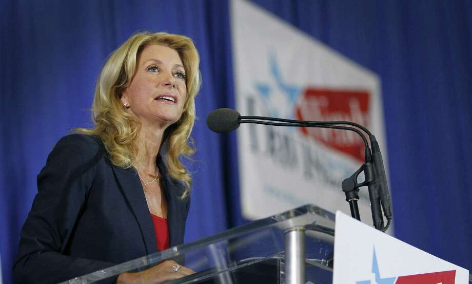 Readers comment on recent Express-News coverage of Davis' campaign for governor. Photo: Paul Moseley / McClatchy-Tribune
