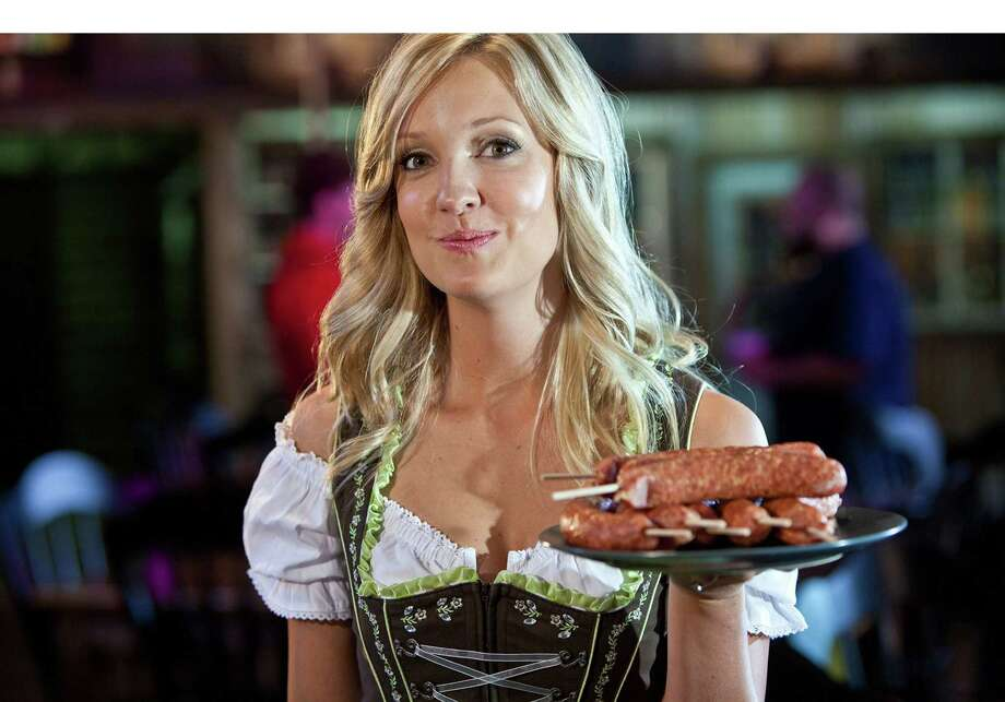Wurstfest in New Braunfels is a ten day celebration of sausage, rich in German culture and full of Texas fun, November 7-16.  Photo: Associated Press / WURSTFEST ASSOCIATION