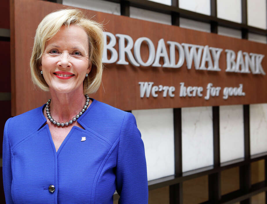 Pamela Parish was appointed as San Antonio regional president of Broadway Bank last year. The bank's San Antonio region consists of operations in Central and South Texas. Photo: For The San Antonio Express-News / For the San Antonio Express-News
