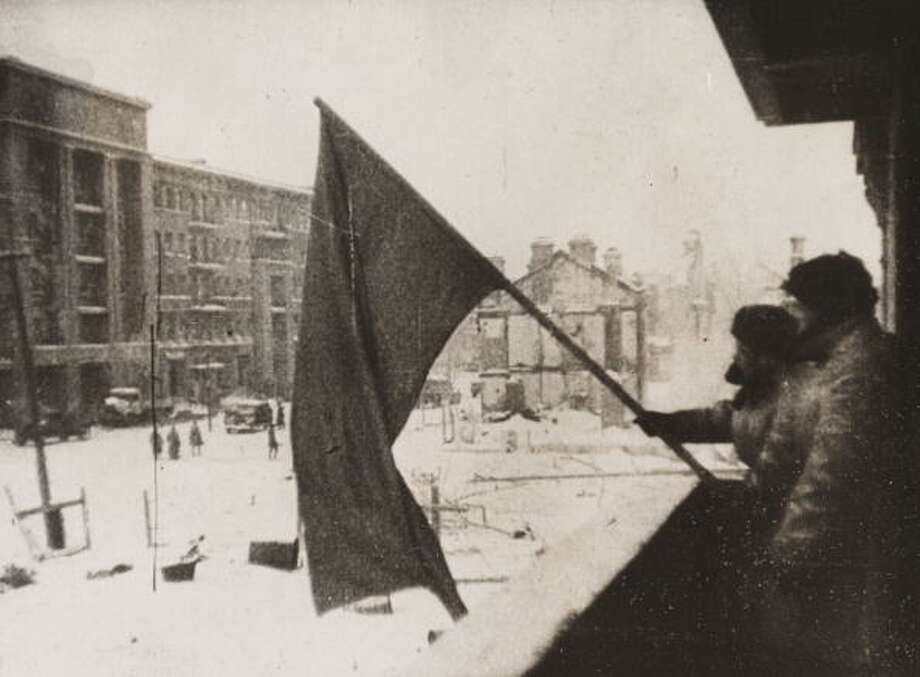 Stalingrad, in the then Soviet Union, was the site of some of the fiercest fighting in World War II, and any war before or since.  Photo: Daily Herald Archive, Getty Images / SSPL/NMeM/Daily Herald Archive