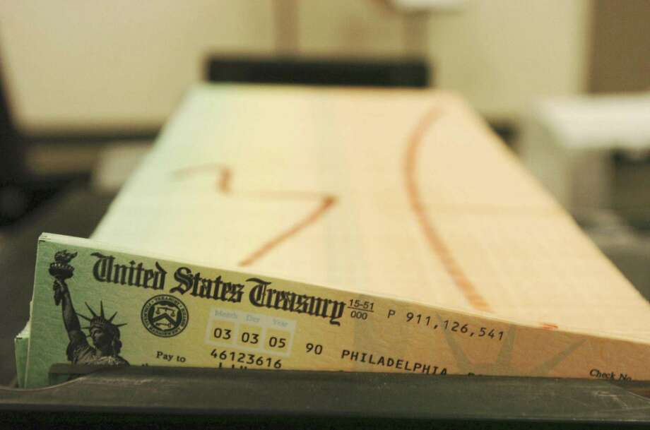 A 1.5 percent increase in Social Security benefits will provide an average raise of $19 a month for retirees and disabled workers. Photo: Associated Press File Photo