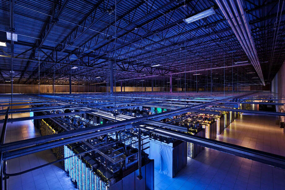 The National Security Agency has secretly tapped into Yahoo and Google data centers around the world, according to documents and interviews. This Google data center is in Finland. Photo: Associated Press