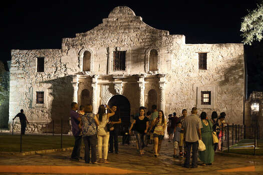 Possible designation of the Alamo as a World Heritage site has sparked rumors in recent weeks, via email and social media, that the United Nations would manage the shrine. Photo: San Antonio Express-News File Photo