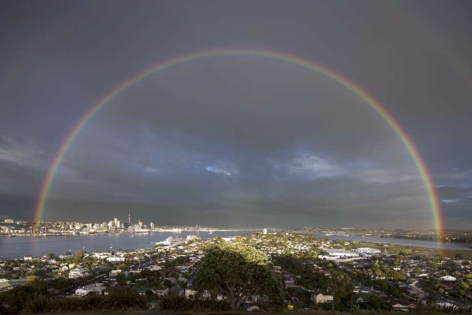 Auckland, New Zealand Photo: Robin Bush, Getty Images