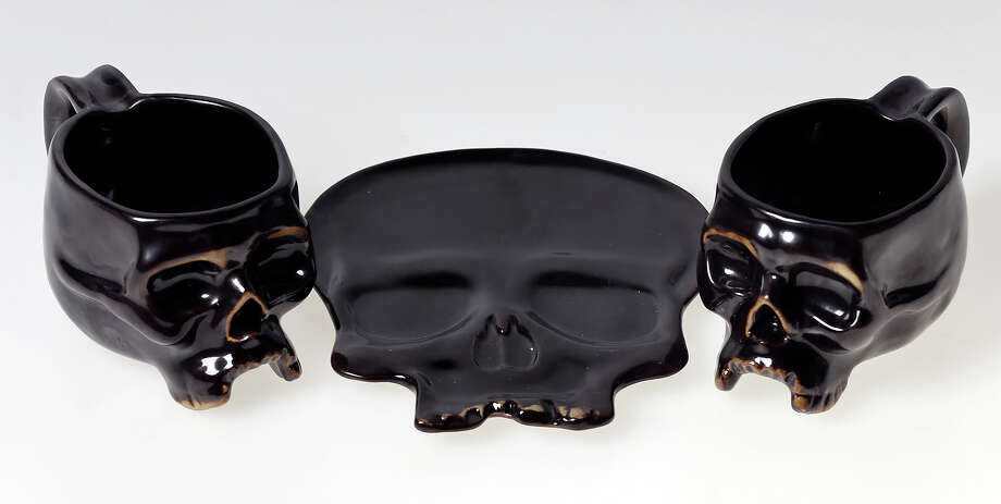 The skull has been a bad-to-the-bone symbol of death. 