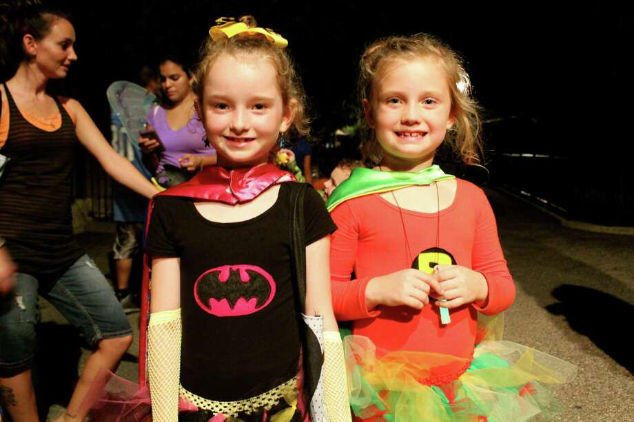 Costumed revelers turned out Wednesday, Oct. 30, 2013, for Zoo Boo at the San Antonio Zoo. Photo: Yvonne Zamora/Special To The Express-News