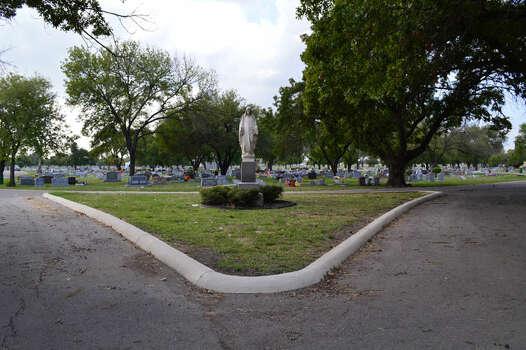 San Fernando Cemetery No. 3 Photo: Cinde Ramirez/ MySanAntonio.com