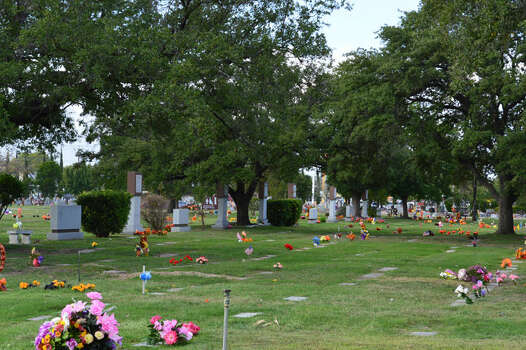 San Fernando Cemetery No. 2 Photo: Cinde Ramirez/ MySanAntonio.com