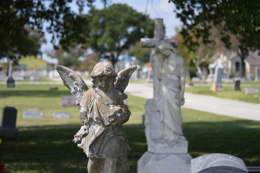 San Fernando Cemetery No. 1 Photo: Cinde Ramirez/ MySanAntonio.com