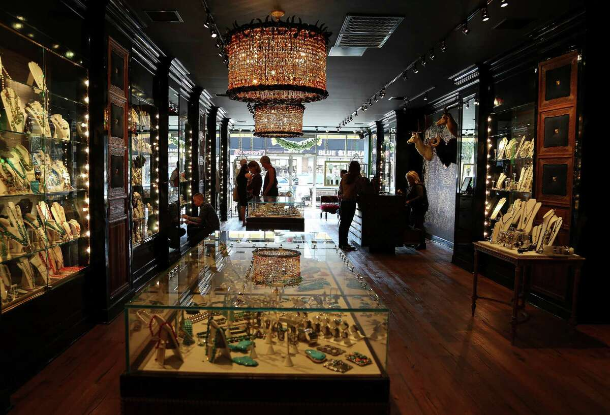 Jewelry Boutique Gets A Major Makeover