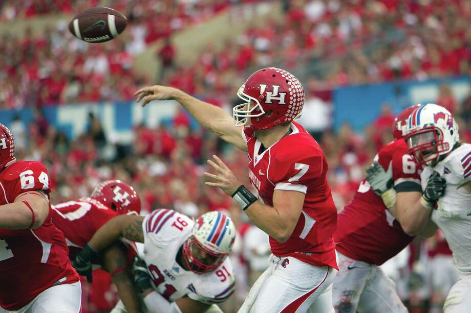 Case Keenum, University of Houston (2006-11)