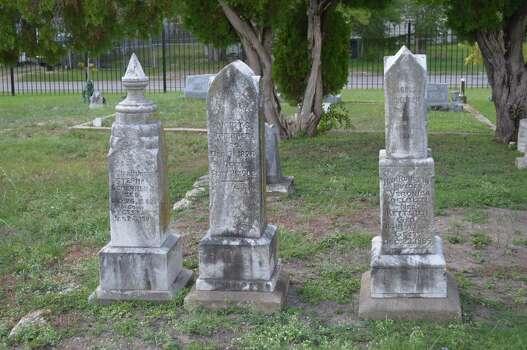 San Antonio Cemetery 5 Photo: Cinde Ramirez/ MySanAntonio.com