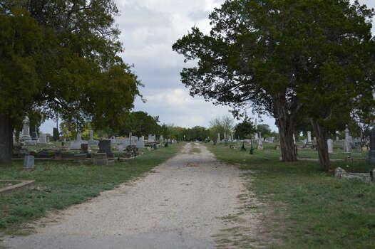 San Antonio Cemetery 3 Photo: Cinde Ramirez/ MySanAntonio.com