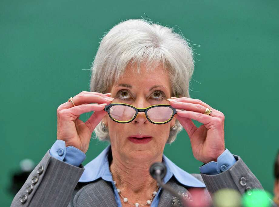 A reader disagrees with Health and Human Services Secretary Kathleen Sebelius ' plans for the Affordable Care Act. Photo: J. Scott Applewhite, Associated Press / AP