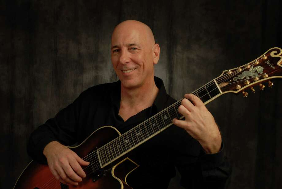 Internationally renowned jazz guitarist Michael Coppola will be featured on Saturday, Nov. 9, when The Flagpole Radio Café returns in Newtown. Photo: Contributed Photo / The News-Times Contributed