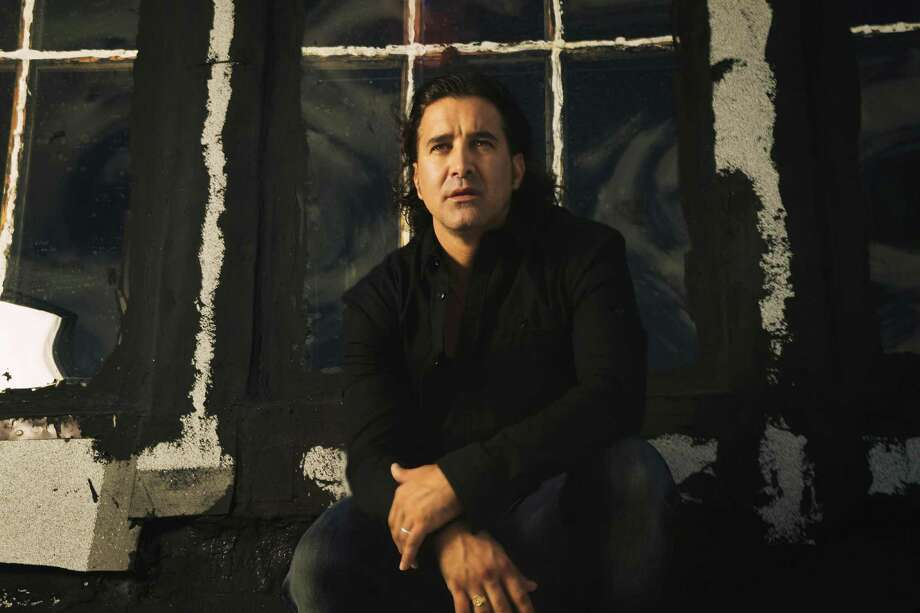 """Former Creed frontman Scott Stapp has a new solo CD, """"Proof of Life,"""" which he says clearly states how he speaks with God. Photo: Jeremy Cowart"""