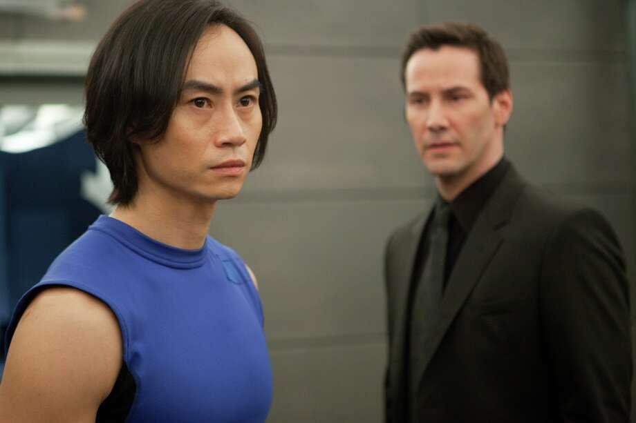 """Tiger Chen stars in """"Man of Tai Chi."""" Photo: --"""