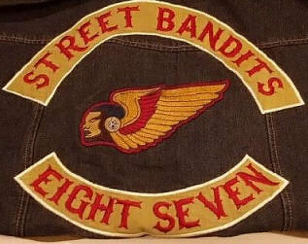 """This design is """"confusingly similar"""" to the trademarked symbol of Hells Angels Motorcycle Corporation, the group alleges in its lawsuit."""