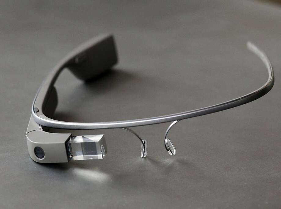 A driver cited for wearing Google Glass says she'll probably fight the ticket. Photo: Doug Strickland, Associated Press