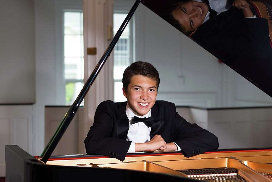 Richard Huffman of Newtown, will perform on piano at a Music for Youth benefit concert on Nov. 3, 2013.