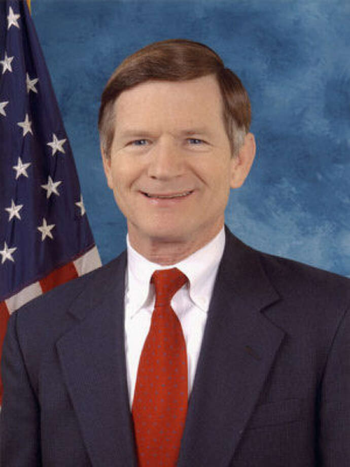 U.S. Rep. Lamar Smith is a believer in cutting red-ink expenditures, NASA included. Photo: Courtesy