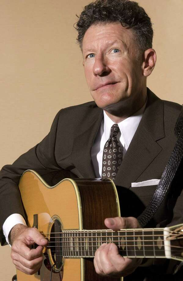 Singer Lyle Lovett is photographed in New York on Sept. 11, 2007.   (AP Photo/ Jim Cooper) Photo: Jim Cooper / AP