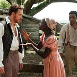 "Best supporting actorMichael Fassbender, ""12 Years a Slave"""