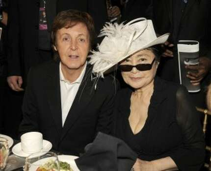 """Paul McCartney vs. Yoko Ono: Perhaps one of the most famous celebrity feuds in recorded history is officially no more. It's no secret that the late John Lennon's wife, Yoko, was widely considered responsible for the breakup of The Beatles. Whether or not that's true, McCartney has managed to move on. He told Rolling Stone magazine in 2013: """"I thought, 'If John loved her, there's got to be something. He's not stupid,'"""" McCartney said. """"It's like, what are you going to do? Are you going to hold a grudge you never really had?"""""""