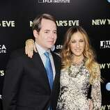 Matthew Broderick and Sarah Jessica Parker married in 1997 after being introduced by one of her brothers. They have three kids, son James Wilkie and daughters Marion and Tabitha.