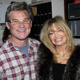 Actors Kurt Russell and Goldie Hawn have been together since 1983. (Photo by Bruce Glikas/FilmMagic)