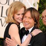 Actress Nicole Kidman and country singer Keith Urban met in 2005 and were married a year later. They have two daughters, Sunday and Faith.