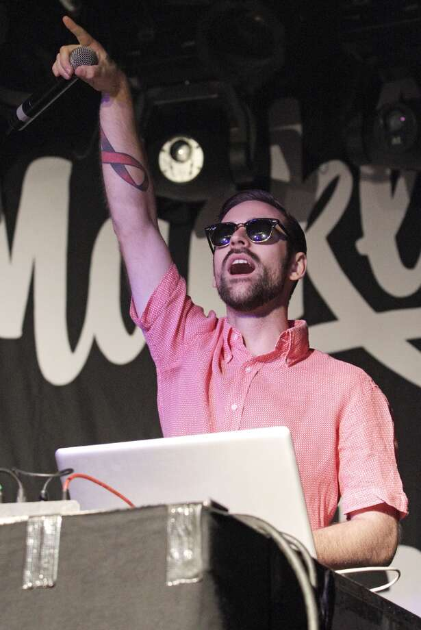 Musician Ryan Lewis, a producer with Macklemore, is one of Roosevelt's famous grads. After he and his family moved to Seattle from Spokane, Lewis graduated from Roosevelt in 2005. Photo: Frank Hoensch, Redferns Via Getty Images