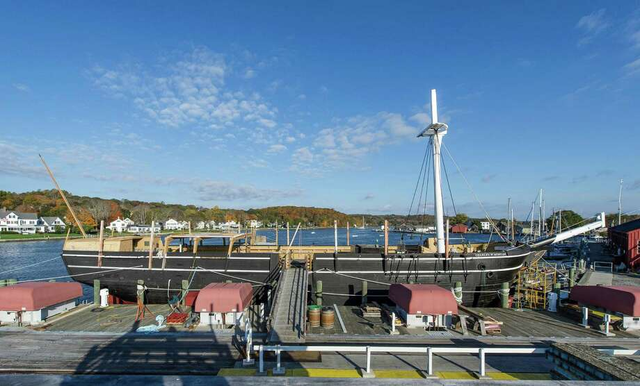Mystic Seaport is offering free admission for all on Saturday, Nov. 9, in honor of the Charles W. Morgan whale ship's 72nd anniversary at the museum. Photo: Contributed Photo / Connecticut Post Contributed