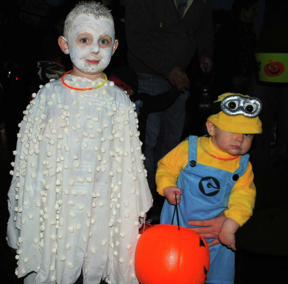 Were you SEEN at New Milford's Trunk or Treat on Thursday, October 31, 2013? Photo: Wendy Mitchell