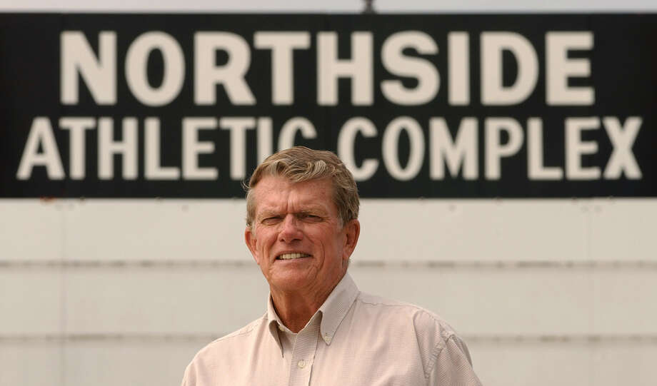 At Marshall High, Donald Hardin taught biology and coached track, cross country and football.