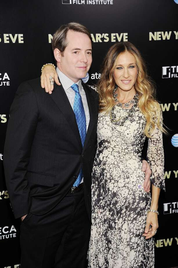 Matthew Broderick and Sarah Jessica Parker married in 1997 after being introduced by one of her brothers. They have three kids, son James Wilkie and daughters Marion and Tabitha. Photo: Dimitrios Kambouris, WireImage / 2011 WireImage