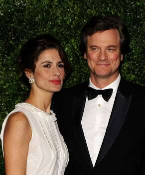 Colin Firth married It...