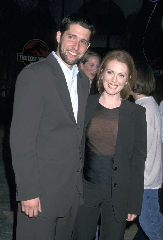 Bart Freundlich and Julianne Moore in 1997. Photo: Jim Smeal, WireImage / Ron Galella Collection
