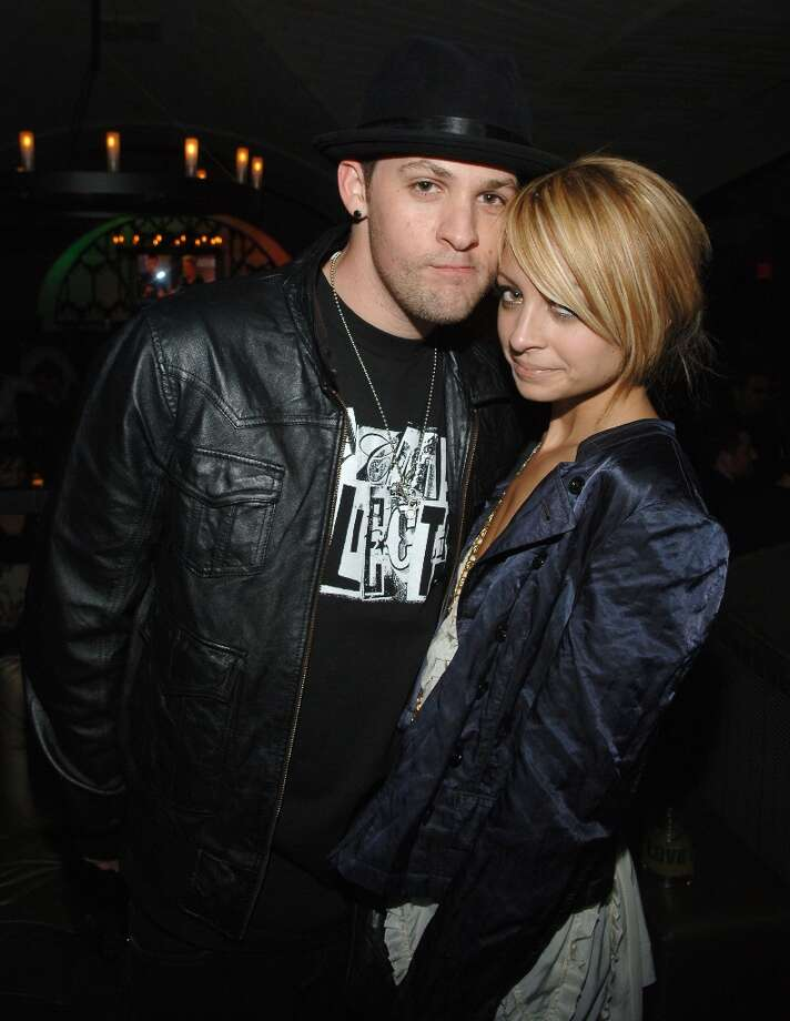 Joel Madden and Nicole Richie in 2007. (Photo by Jamie McCarthy/WireImage) Photo: Jamie McCarthy, WireImage / WireImage