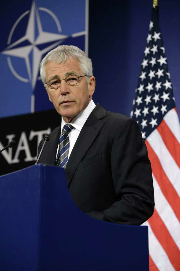 "Secretary of Defense Chuck Hagel said the denial ""furthers prejudice, which DoD has fought to extinguish."""