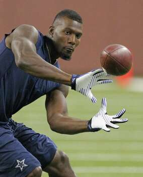 An audio clip released by NFL Films clarified what Dez Bryant said to Tony Romo during Sunday's loss.