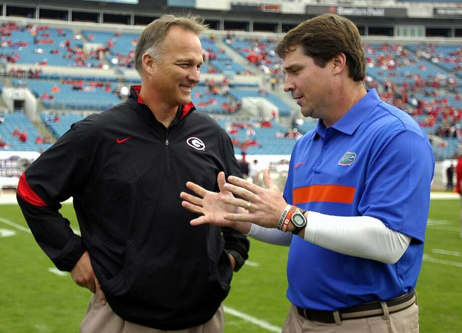 Neither Mark Richt nor  Will Muschamp can afford another SEC loss.