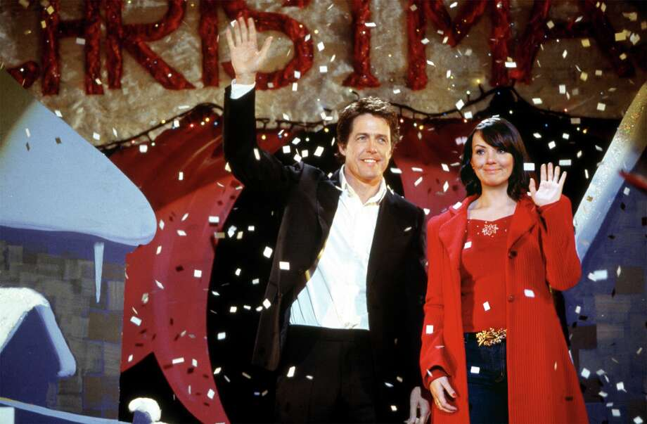 The following winter-themed flicks aren't movies that we like. These are movies that we love, actually. (See what we did there?)2003's 'Love, Actually' takes a look at the lives of several couples and their attempts at love in London, England. Between the snow, the declarations of love, and Natalie's adorable red coat, we can't help but to hope winter sticks around at least long enough for us to finish the movie.Take a look at these other films that you can grab a blanket (and a date and/or a pint of ice cream) and watch while hoping (in vain) for snow. Photo: HO / HO
